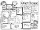 School Open House forms Escuela Puertas Abiertas formas