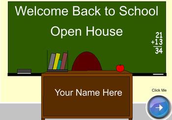 Open House SMART Notebook