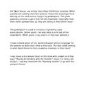 Open House Scavenger Hunt, Checklist, & Sign-in Sheet