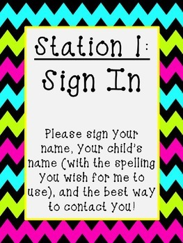 Open House Signs (EDITABLE)