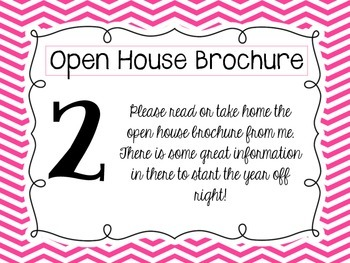 Open House Signs and Ideas