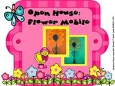 Open House: Spring Flower Mobile