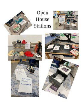 Open House Station Activity