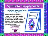 Symbolic Supply Sacks