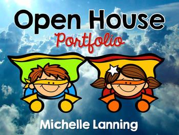Open House Student Portfolio *Updated*