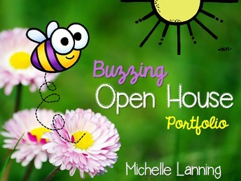 Open House Student Portfolio*Insect Version*