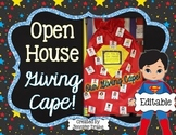 Open House Supply Donation