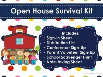 Open House Survival Kit