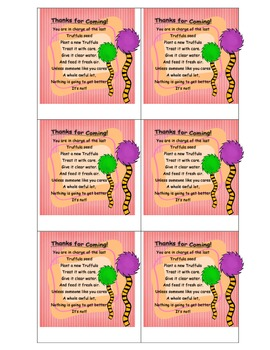Open House Thank You Note
