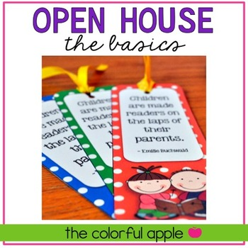 Open House: The Basics