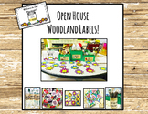 Open House Woodland Labels
