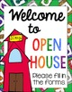 Open House/Meet the Teacher/Back to School Night  Parent F