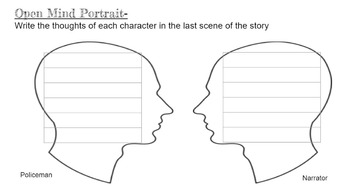 Open Mind Portrait Template