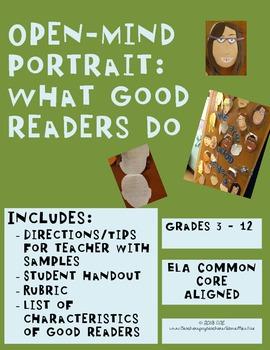 Open Mind Portrait - What Good Readers Do