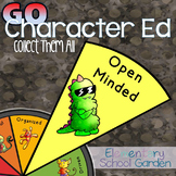 Open Minded - Go Character Ed - Positive Behavior Traits