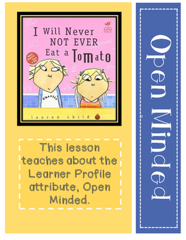 Open Minded Lesson
