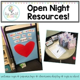 Open Night / Open House Resources!