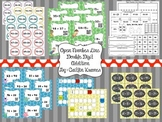 Open Number Line Addition (Double Digit by Double Digit)