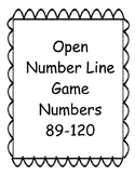 Open Number Line Game