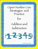 Open Number Line : Strategies and Practice for Addition an
