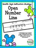 Open Number Line Subtraction