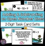 Open Number Line Task Cards