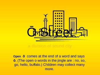 Open O Street (Sound City)