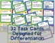 Open Question / Open Response Math Task Cards {Numbers & Operations in Base Ten}