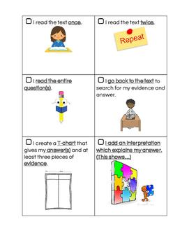 Open Response Checklist & Booklet