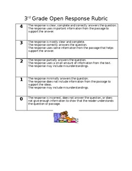 R.A.C.E.R Bookmarks - Evidence-Based Open Response Writing | TpT