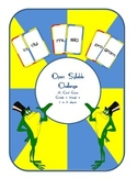 Open Syllable Challenge (A Card Game)