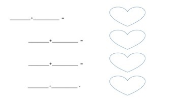 Closed Syllable Heart Match