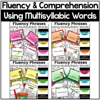 Open Syllables Closed & More! Decoding Multisyllabic Fluency Phrases The Bundle