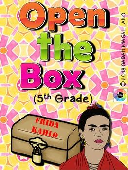 Open The Box--Frida Kahlo