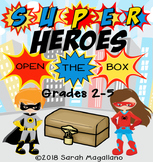 Open The Box--Superheroes