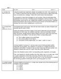 Open Up Resource: Unit 1 Lesson 2 Plan
