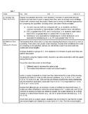 Open Up Resource: Unit 1 Lesson 9 Plan