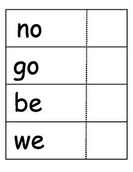 Open and Closed Syllables