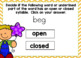 Open and Closed Syllables Digital BOOM Task Cards