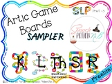 Articulation: Game Boards Sampler