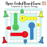 Boom Cards Open-ended Board Game Companion for Speech Ther