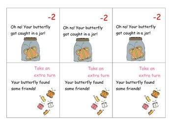 Open-ended Caterpillar Game- Freebie