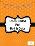 Open-ended Fall Roll and Color