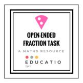 Open-Ended Fraction task (Freebie)