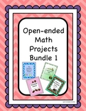 Open-ended Math Projects - Bundled Set