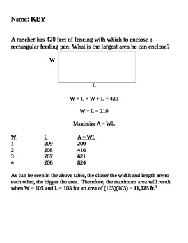 Open-ended questions mathematics Geometry Perimeter Area Number Patterns