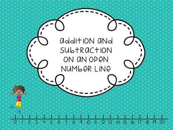 Open number line hop!