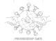Open paper craft animation - Friendship