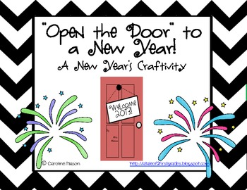 Open the Door to A New Year!