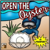 Open the Oyster:  An Interactive Game for PowerPoint